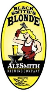 AleSmith Blacksmith's Blonde Ale