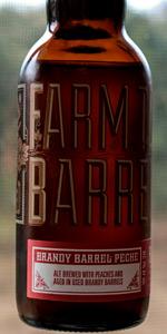 Brandy Barrel Peche