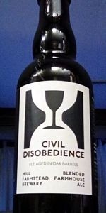 Civil Disobedience #8