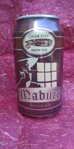 Maduro Brown Ale
