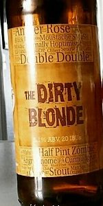 The Dirty Blonde