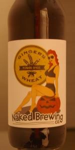 Ginger's Pumpkin Spiced Wheat