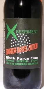 Black Force One (Bourbon Barrel Aged)