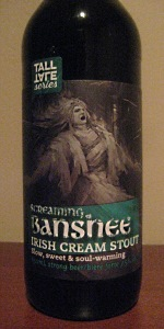 Screaming Banshee Irish Cream Stout
