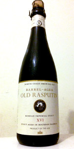 Old Rasputin XVI Barrel Aged Stout