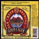 Forty-Niner Gold Lager