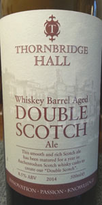 Thornbridge Double Scotch Ale