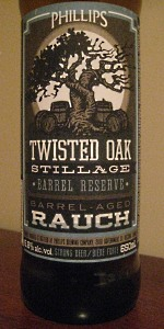 Twisted Oak Stillage Barrel-Aged Rauch