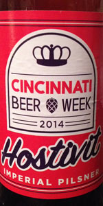Cincinnati Beer Week 2014 Hostivit
