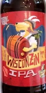 Horny Goat Wisconzin IPA