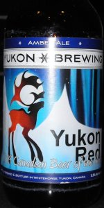 Yukon Red Amber Ale (Arctic Red)