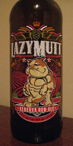 Lazy Mutt Alberta Red Ale