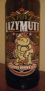 Lazy Mutt Alberta Brown Ale