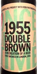 1955 Double Brown