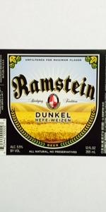 Ramstein Special Aged Dunkel Weisse