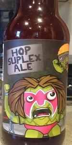 Hop Suplex