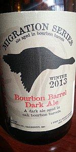 Bourbon Barrel Dark Ale (Winter Migration) 2013