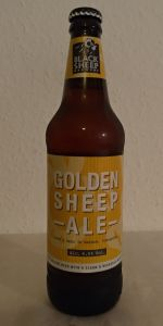 Golden Sheep Pale Ale