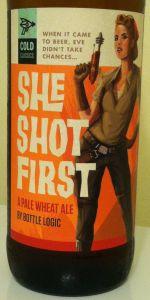 She Shot First
