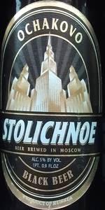 Stolichnoe Black