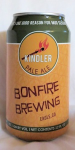 Kindler Pale Ale