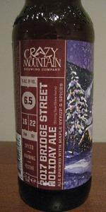 Bridge Street Winter Ale