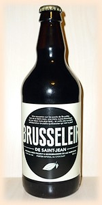 Du Lac Saint-Jean / Brussels Beer Project Brusseleir