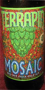 Terrapin Mosaic Red Rye IPA