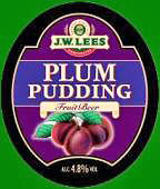 Plum Pudding Fruit Beer