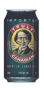 Truly Canadian Lager