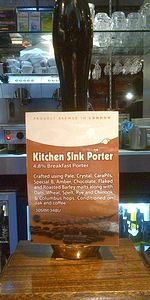 Kitchen Sink Porter