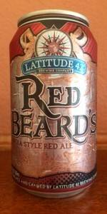 Red Beard Ale