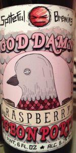 God Damn Raspberry Pigeon Porter