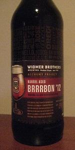 Barrel Aged Brrrbon '12