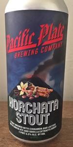 Horchata Stout