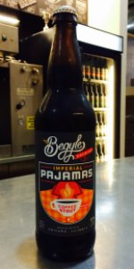 Imperial Pajamas Coffee Stout