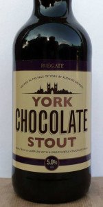 York Chocolate Stout