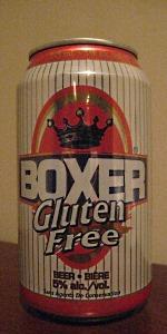 Boxer Gluten Free