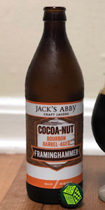 Cocoa-Nut Barrel Aged Framinghammer