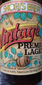 Shorts Vintage Premium Lage