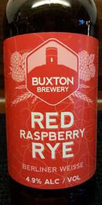 Raspberry Red Rye
