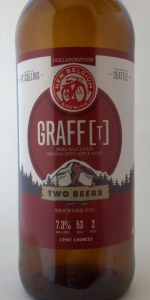 Grafft IPL (Two Beers/New Belgium Collaboration)