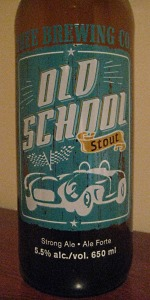 Old School Stout