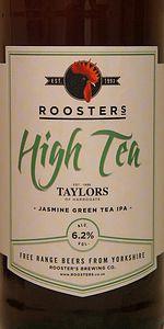 High Tea (Jasmine Green Tea IPA)