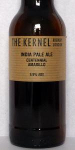 India Pale Ale Centennial Amarillo