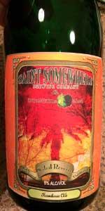 Saint Somewhere / Intangible Ales Soleil Reverie