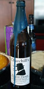 Churchill's Finest Hour 2014