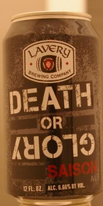 Death Or Glory Black Saison