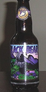 Black Bear Ale