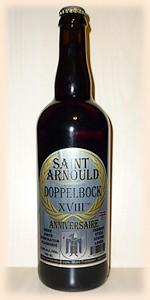 Saint Arnould XVIII Anniversaire